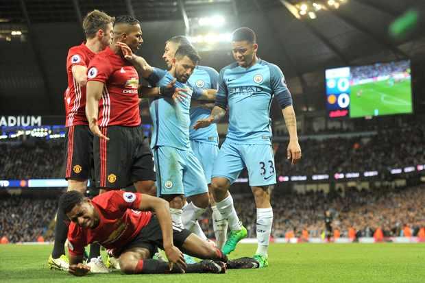 ba789d634 Manchester City Manchester United