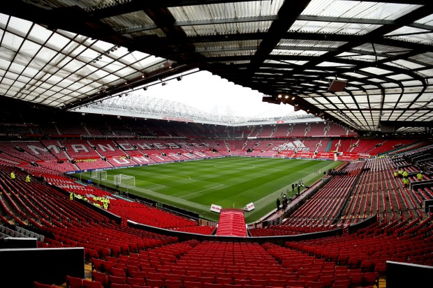 Premier League stadiums: Man Utd – Old Trafford