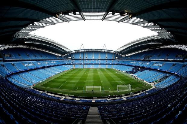 Premier League stadiums: Man City – Etihad Stadium