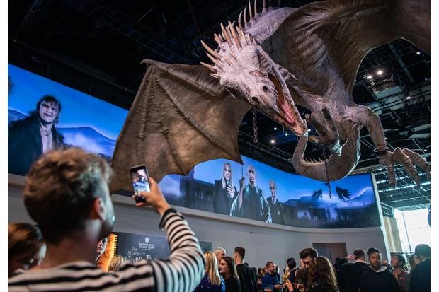 Harry Potter Gringotts Wizarding Bank studio tour review