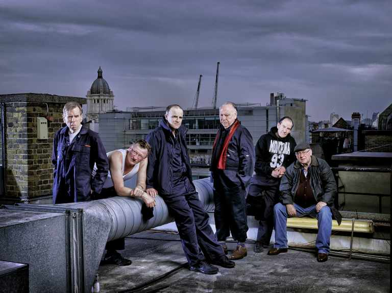 Viewers loved the finale of Hatton Garden – and the surprise appearance from a Line of Duty star