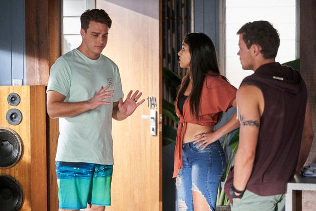 Home and Away, Colby Thorne, Willow Harris, Dean Thompson