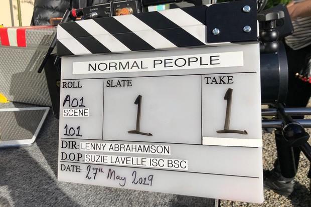 Normal People filming begins