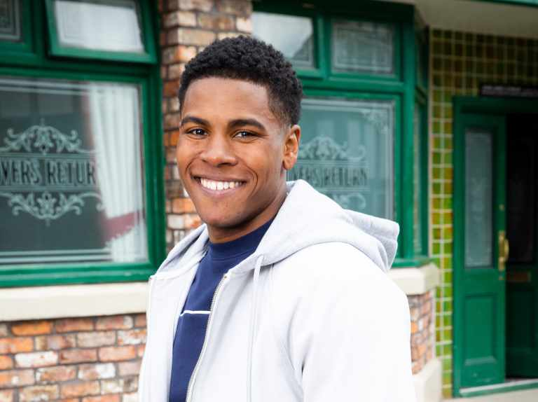 First member of Coronation Street's new Bailey family makes debut