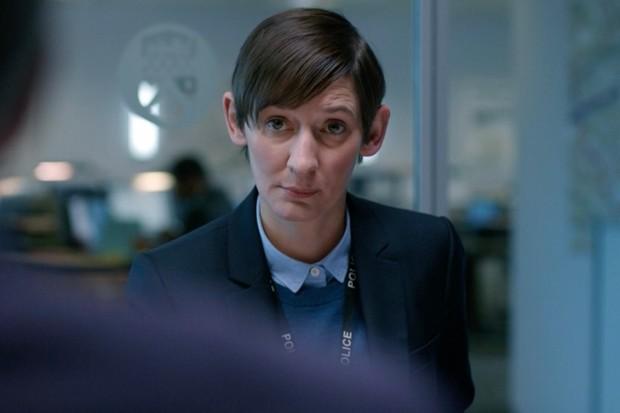 Laura Elphinstone plays DI Michelle Brandyce in Line of Duty