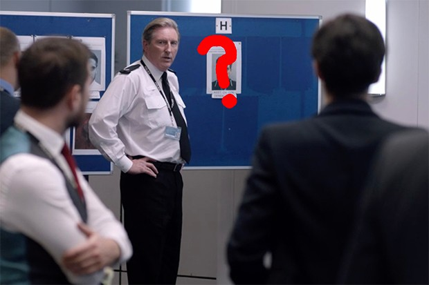 Line of Duty mystery person