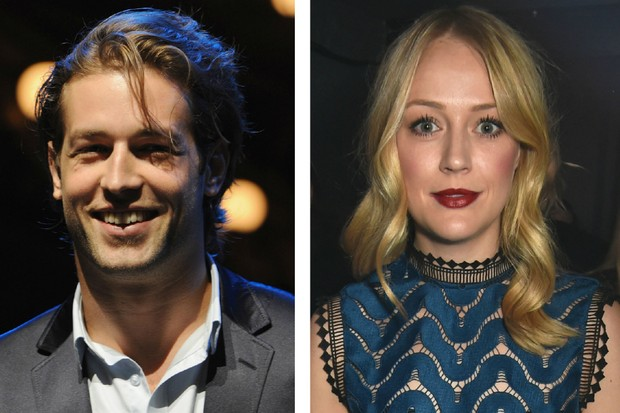Elen Rhys and Julian Looman star in The Mallorca Files (Getty Images)