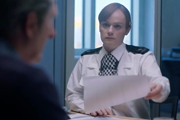 Natalie Gavin plays PS Tina Tranter in Line of Duty