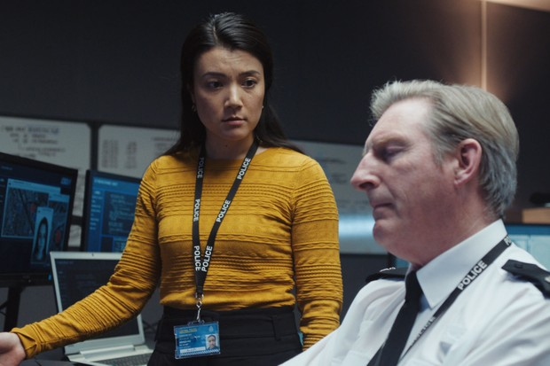 Rosa Escoda plays Amanda Yao in Line of Duty