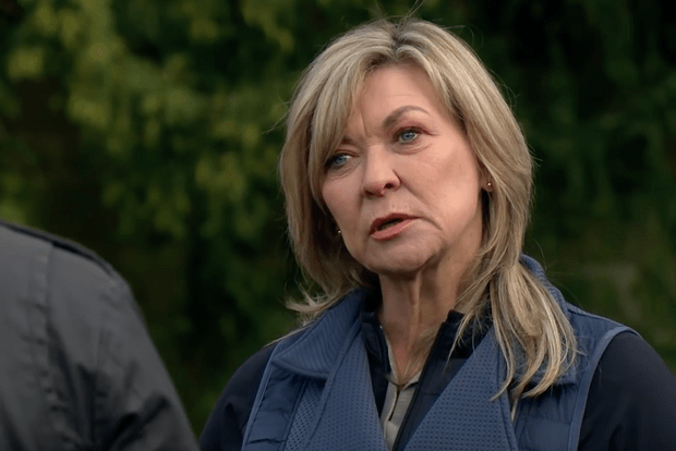 Emmerdale Kim Tate (Claire King)