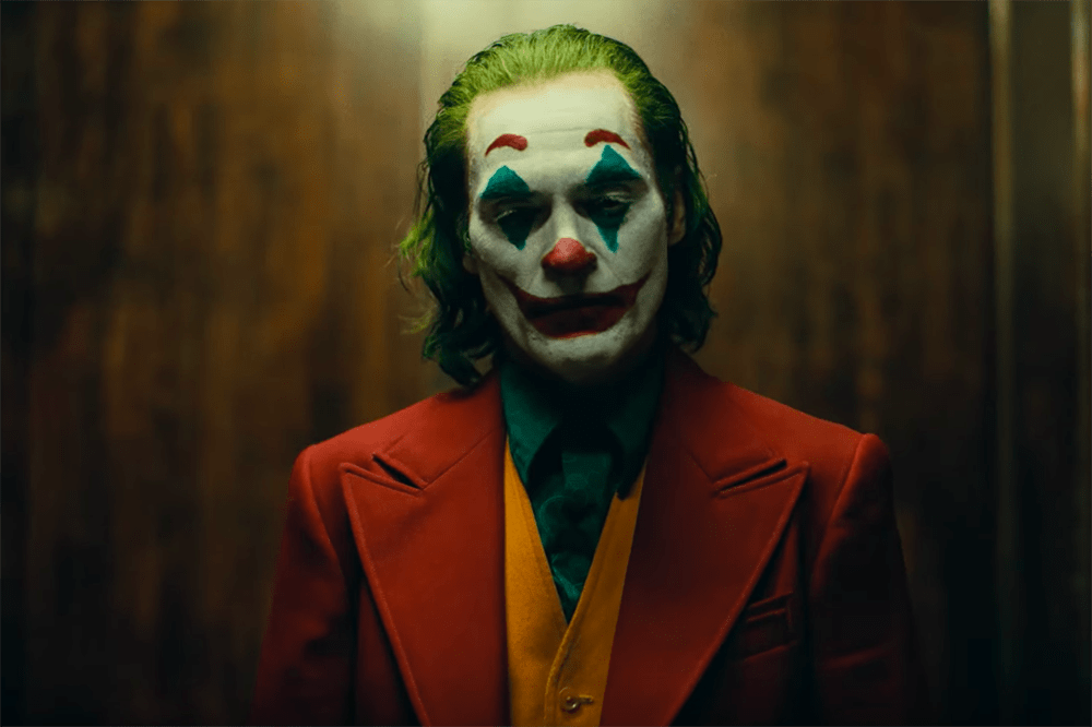 Joaquin Phoenix as The Joker (Warner Bros)