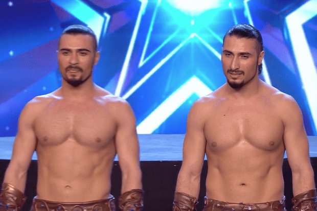 Vardanyan Brothers BGT (ITV Screenshot)