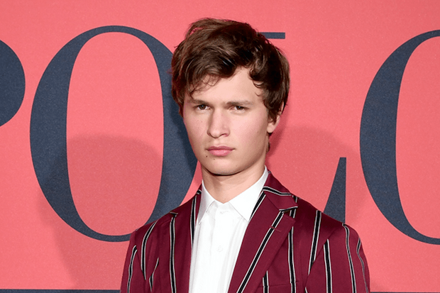 Ansel Elgort (Getty)