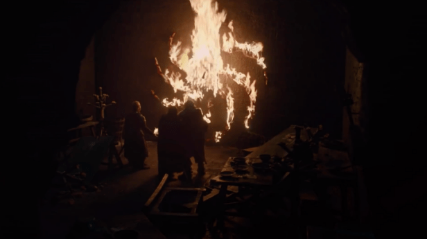 Game of Thrones writer reveals the Night King's message in THAT horrifying spiral pattern