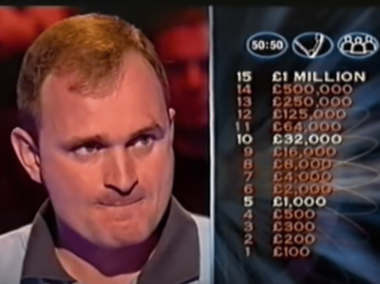 ITV drama to tell story of cheating contestant on Who Wants to Be a Millionaire?
