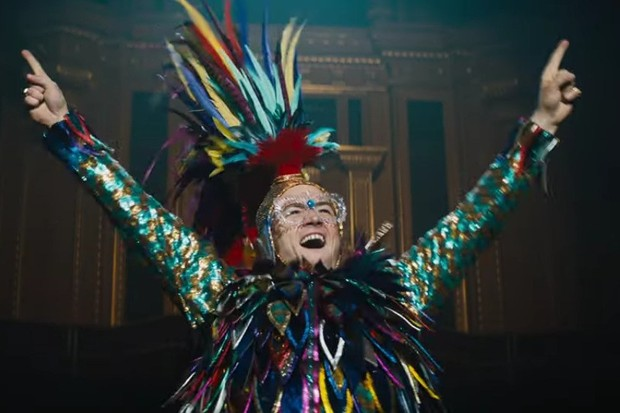 Elton John biopic rocketman