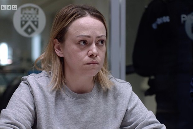 Sian Reese-Williams plays Jane Cafferty in Line of Duty