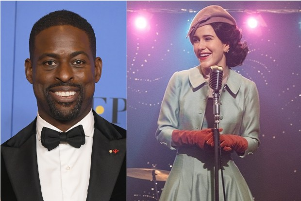 Sterling K Brown joins The Marvelous Mrs Maisel