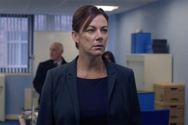 Susan Vidler plays Detective Superintendent Alison Powell in Line of Duty
