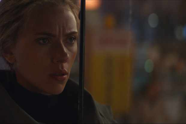 Marvel Studios' AVENGERS: ENDGAME..Black Widow/Natasha Romanoff (Scarlett Johansson)..Photo: Film Frame..©Marvel Studios 2019