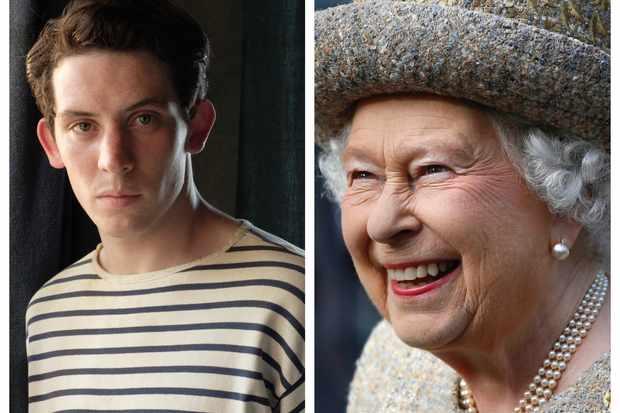 The Durrells/Queen Elizabeth II (ITV/Getty)