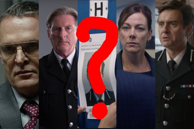 Who is H Line of Duty
