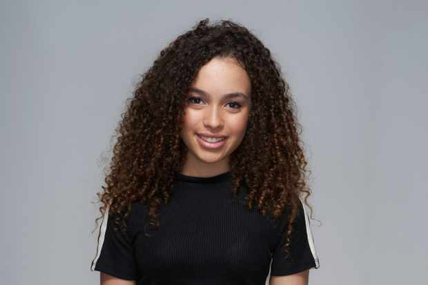 Mya-Lecia Naylor in Almost Never (BBC Pictures)