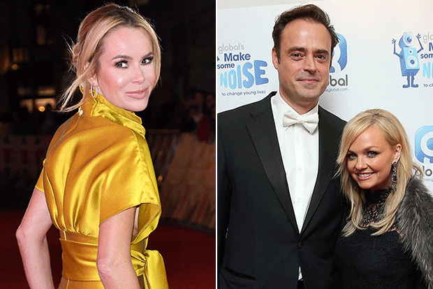 Amanda Holden joins Heart FM, Getty