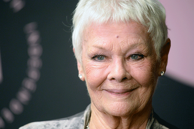 Judi Dench, Getty