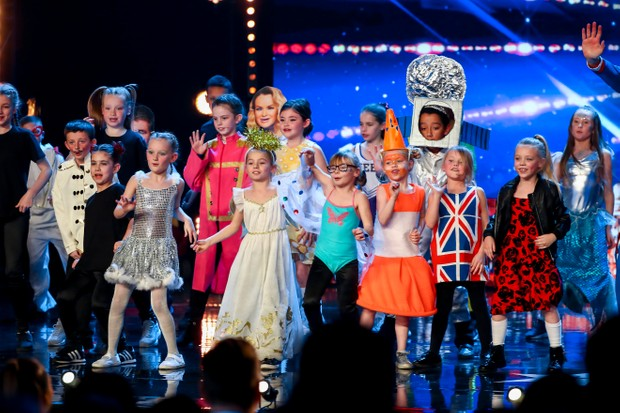 Flake fleet Primary School BGT (ITV)