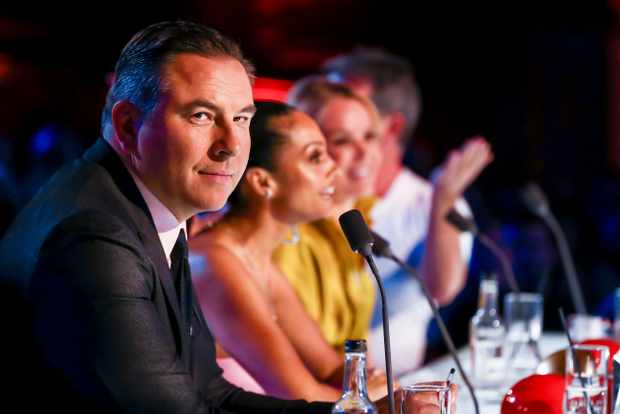 Britain's Got Talent judges (ITV/©Syco/Thames)