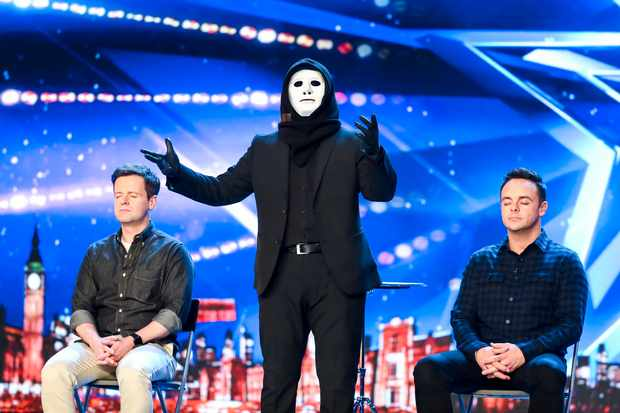 Britain's Got Talent, X (©Syco/Thames)