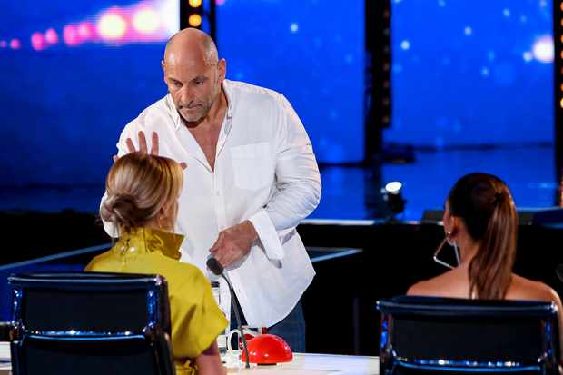 Matt Stirling Britain's Got Talent ©Syco/Thames/ITV