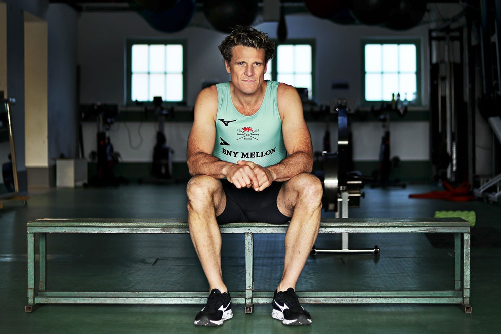 James Cracknell (Getty Images)