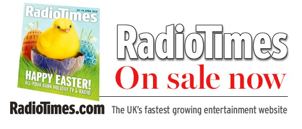 Radio Times Easter on sale now
