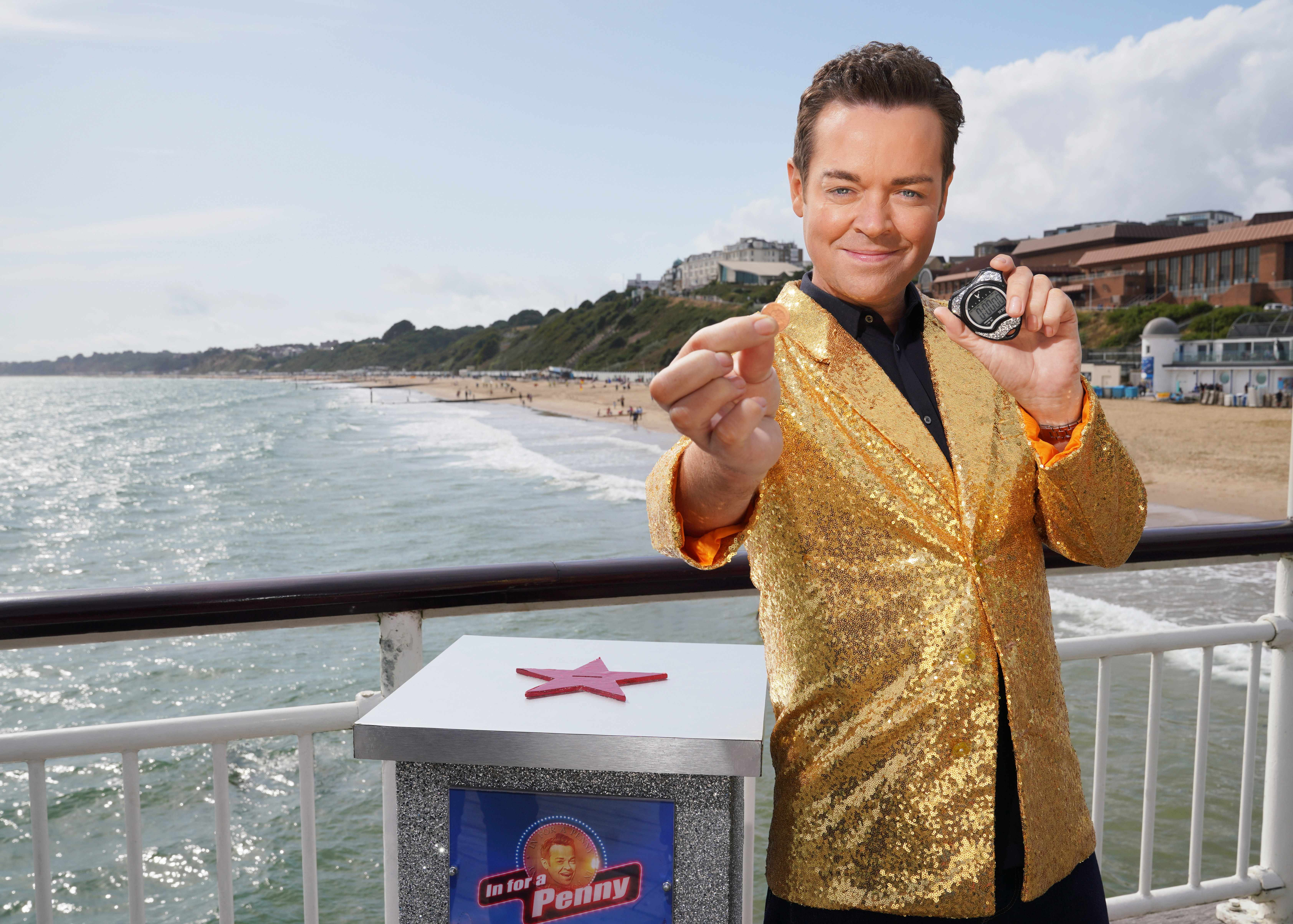 In For A Penny, Steven Mulhern (ITV)
