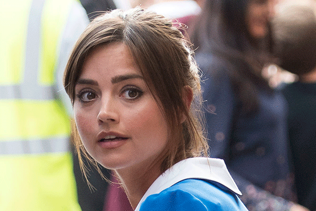 Jenna Coleman reveals the major prop she stole from the Doctor Who set