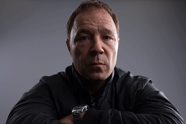 Stephen Graham as John Corbett, Line of Duty, BBC Pictures