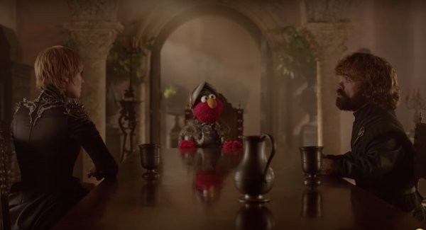 Watch the Game of Thrones/Sesame Street crossover you never knew you needed