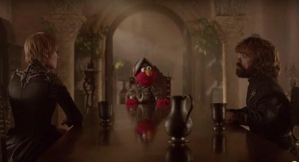 Game of Thrones Sesame Street