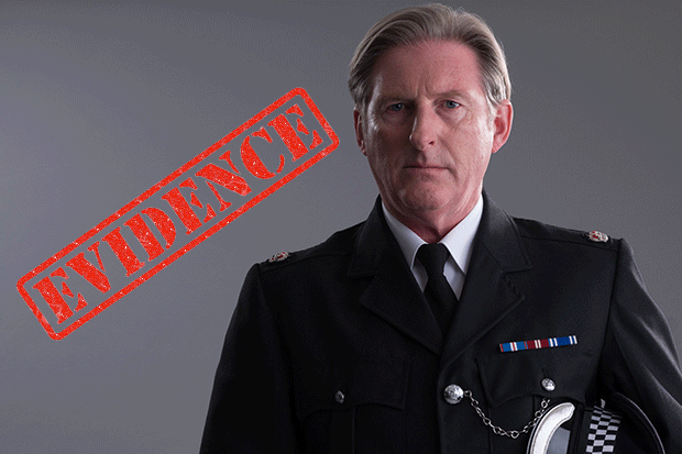 Is Ted Hastings corrupt in Line of Duty, BBC Pictures