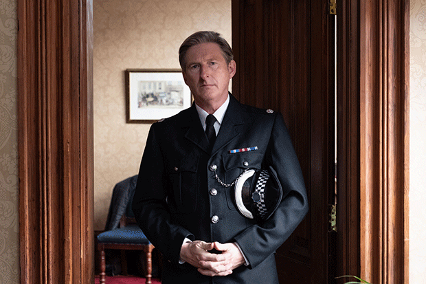 Adrian Dunbar in Line of Duty, BBC Pictures