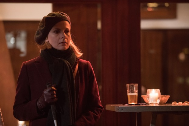 The Widow: Louise Brealey on playing a blind character – and