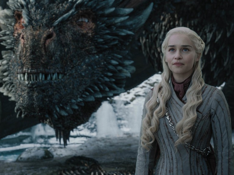 """Emilia Clarke says she was pressured to do nude scenes for """"Game of Thrones fans"""""""