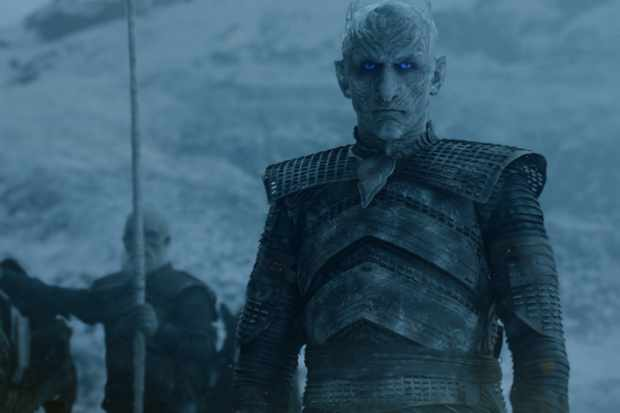 Vladimir Furdik as the Night King