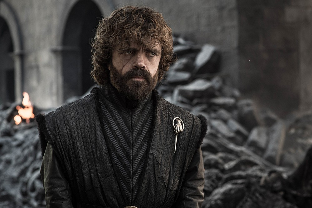 Peter Dinklage in Game of Thrones season 8 (HBO)