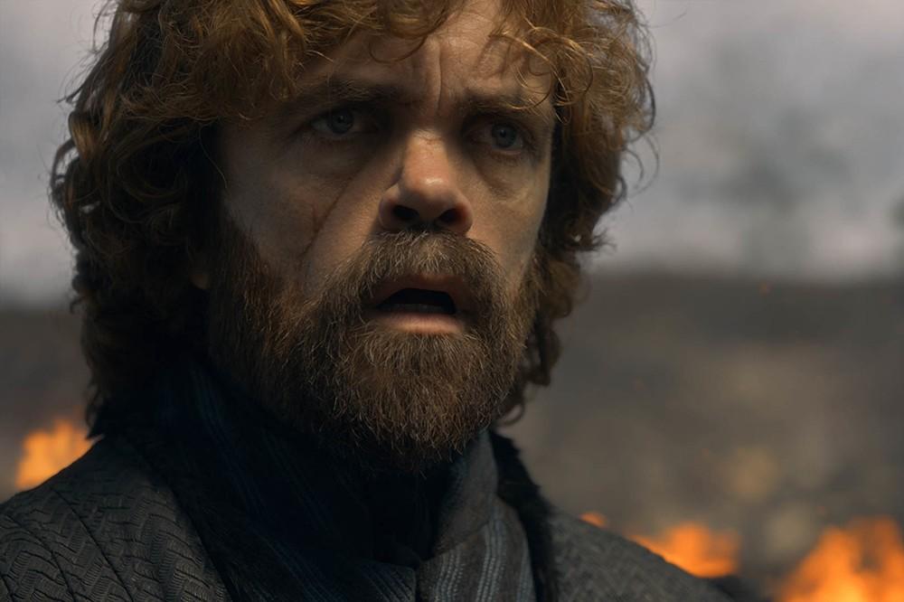 Peter Dinklage as Tyrion Lannister in Game of Thrones season 8 (HBO)