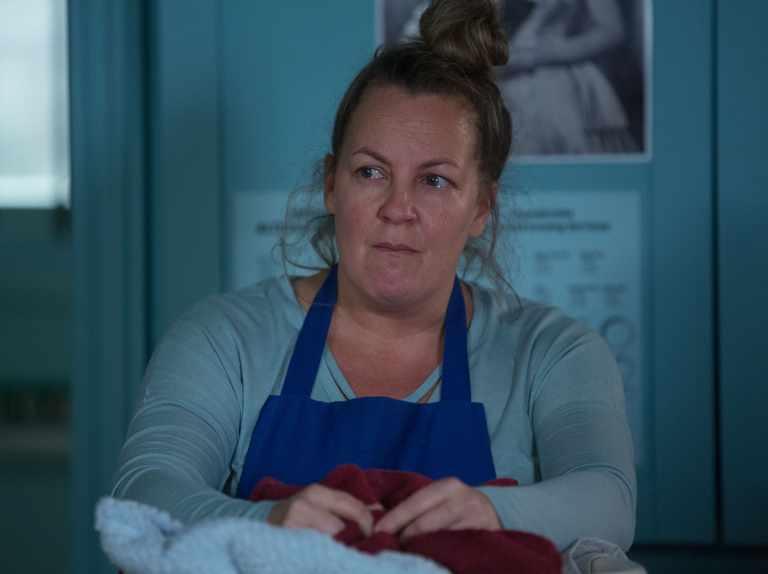 "Lorraine Stanley teases new storyline surprise for Karen in EastEnders: ""Viewers will be shocked!"""