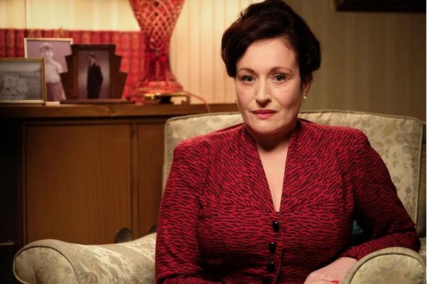 Lucy Cohu plays Miriam