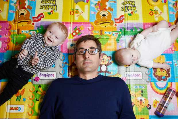 Programme Name: Louis Theroux - TX: n/a - Episode: n/a (No. n/a) - Picture Shows: Louis Theroux at the Bethlem Royal Hospital Louis Theroux - (C) BBC - Photographer: Richard Ansett